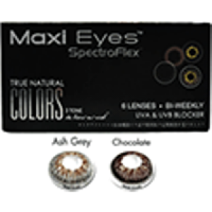 Maxi Eyes True Natural Colors 3 Tone Bi-Weekly 6 Pack Kontaklinsen