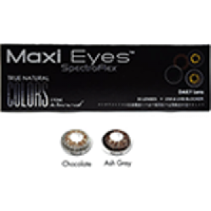 Maxi Eyes True Natural Colors 3 Tone Daily 30 Pack Kontaklinsen