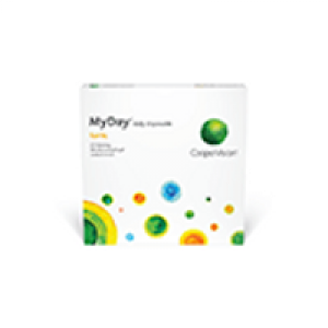 MyDay Daily Toric 90 Pack Kontaklinsen