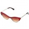 Quay Australia Sonnenbrillen QW-000423 ALL NIGHT RED/BRN