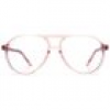 DIFF Sonnenbrillen Jonathan van ness tosca+rose crystal blue light technology clear lens