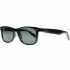 Ray-Ban Junior New Wayfarer 9052S 100/71 4715 Black / Crystal