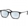 Ray-Ban Junior 9061S 700530 4915 Black/Green Mirror Silver
