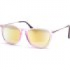 MAUI Sports Sonnenbrille 5319 Rosa Transparent Gold