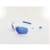 UVEX Sunsation S530606 8416 63 white blue / mirror blue