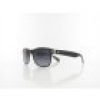 HIS polarized HP78127-3 53 matte black crystal / grey gradient polarized