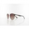 HIS polarized HPS94108-2 53 brown / brown gradient with silver flash polarized