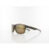 HIS polarized HPS98116-3 59 olive green / brown with gold flash polarized