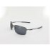 Oakley Square Wire OO4075 04 60 carbon / grey polarized