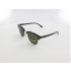 Ray Ban Clubmaster RB3016 W0365 49 ebony arista / crystal green