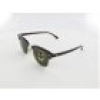 Ray Ban Clubmaster RB3016 W0366 49 mock tortoise arista / crystal green