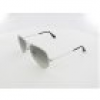 Ray Ban Aviator Large Metal RB3025 003/32 55 silver / crystal grey gradient