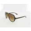 Ray Ban Cats 5000 RB4125 710/51 59 light havana / crystal brown gradient