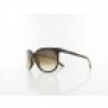 Ray Ban Cats 1000 RB4126 710/51 57 light havana / crystal brown gradient