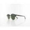 Ray Ban Clubround RB4246 901 51 black / green