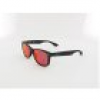 Ray Ban New Wayfarer KIDS RJ9052S 100S6Q 47 matte black / red multilayer