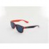 Ray Ban New Wayfarer KIDS RJ9052S 178/80 47 top blue on orange / blue