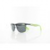 Superdry Ace 006 57 navy lime / solid smoke with silver mirror