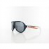 Superdry Downtown 106 58 rubberised navy white orange / smoke with silver fl