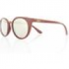 Superdry Girlfriend 162 50 gloss burgundy / solid smoke with gold mirror