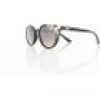 Superdry Girlfriend 195 50 gloss black leopard / brown fade with silver flash mirror