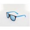 Superdry Shockwave 105 53 matte havana blue rubber / brown - silver blue mir