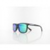 Superdry Shockwave 182 55 matte grey marl / green revo