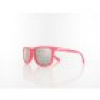 Superdry Shockwave 191 55 rubberised fluro pink / brown with silver flash mi